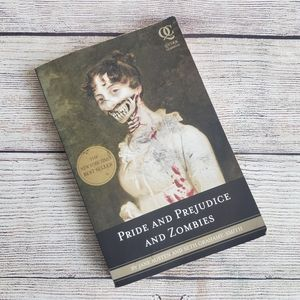 Pride and Prejudice and Zombies Paperback